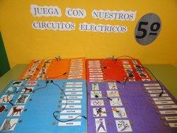 Circuitos eléctricos en 5º