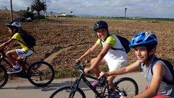 Día de la Bici con 5º y 6º